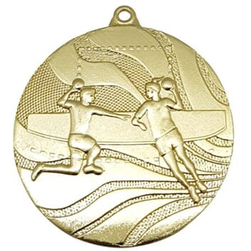 Mix handball medalje 50 mm