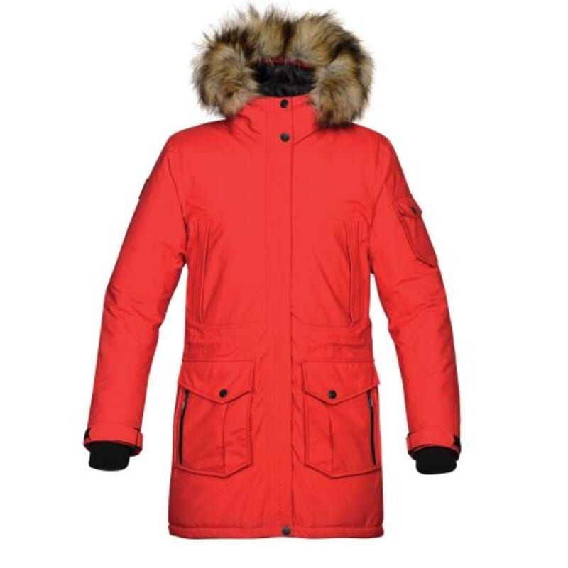 Expedition parkas dame - PREMIESKAPET