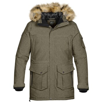 Expedition parka unisex, 4 farger